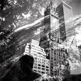 Central Park Double Tableau sur toile par Evan Morris Cohen