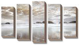 Sunrise *Exclusive* Tableau multi toiles par Dennis Frates