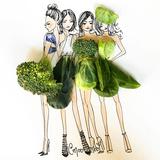 Veggie Girls