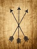 Arrows Wood