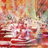 Buddhas - Square