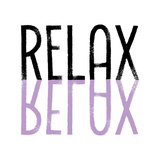 Relax Purple
