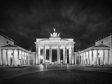 Berlin Brandenburg Gate Monochrome