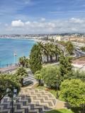 Cote Dazur Nice Promenade Des Anglais
