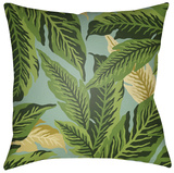 Bermuda Tropical Pillow