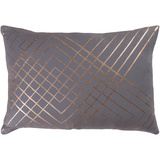 Crescendo Down Fill Pillow - Pewter *