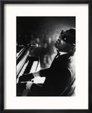 Ray Charles Playing Piano in Concert
