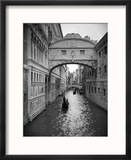 Bridge of Sighs, Doge's Palace, Venice, Italy Reproduction encadrée par Jon Arnold