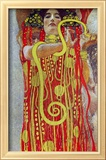 Medicine, Part of the Ceiling Fresco for the Vienna University, 1900/07 Reproduction encadrée par Gustav Klimt