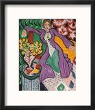 Woman in a Purple Coat  1937