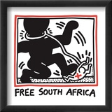 Free South Africa  1985