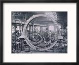 General Electricity Company, Berlin, 1908 Reproduction encadrée par German Photographer