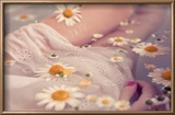 Floral Bath Reproduction encadrée par Luc Coiffait