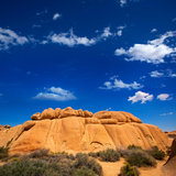Joshua Tree National Park Jumbo Rocks Yucca Valley Desert Califo