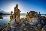 Tufa  Mono Lake  Ca  Us