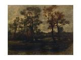 West End Fields  Hampstead  c1833