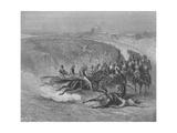 Victorian Derby at Tattenham Corner  1872