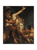 The Martyrdom of Saint Bartholomew 1722