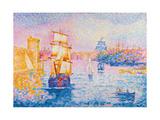 Port de Marseille Ca 1899