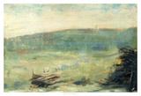 Landscape at Saint-Ouen