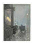 Fifth Avenue  Evening Ca 1890-93