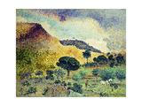 La Chaine des Maures Entstanden Juni 1906 - April 1907