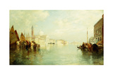 The Grand Canal 1887
