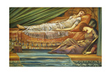 Die schlafende Prinzessin (The Sleeping Princess) Um 1886-88