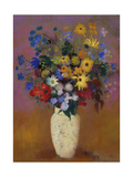 Vase of Flowers Ca 1912-14