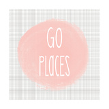 Go Places - Blush Pink