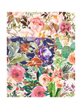 Multiple Florals Collage