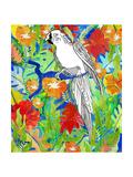 Tropical Paradise Parrot 1