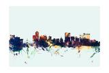 Winnipeg Canada Skyline