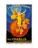 La Chablisienne Ses Chablis Authentiques  1926