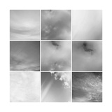 Sky - In Black and White