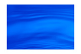 Blue Wave Abstract Number 4
