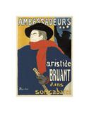 Ambassadeurs: Aristide Bruant  1892