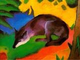 Blue-Black Fox  1911