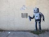 New York Reproduction d'art par Banksy