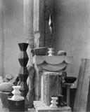 Brancusi's Studio  1920