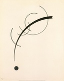 Free Curve to the Point - Accompanying Sound of Geometric Curves  1925