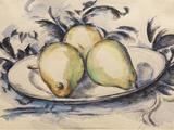 Three Pears  1888-90