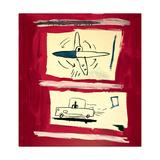Sans titre, 1985 Giclée par Jean-Michel Basquiat