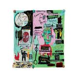 In Italian, 1983 Giclée par Jean-Michel Basquiat