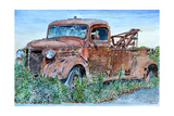 Vintage Tow Truck  2007