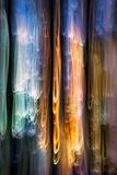 Evening Cedars Tableau sur toile par Ursula Abresch