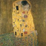 Le Baiser Giclée par Gustav Klimt