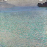 On Lake Attersee  1900