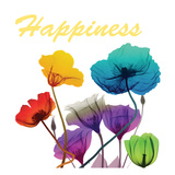 Floral Pop Happines