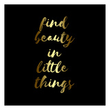 Find Beauty Black Gold